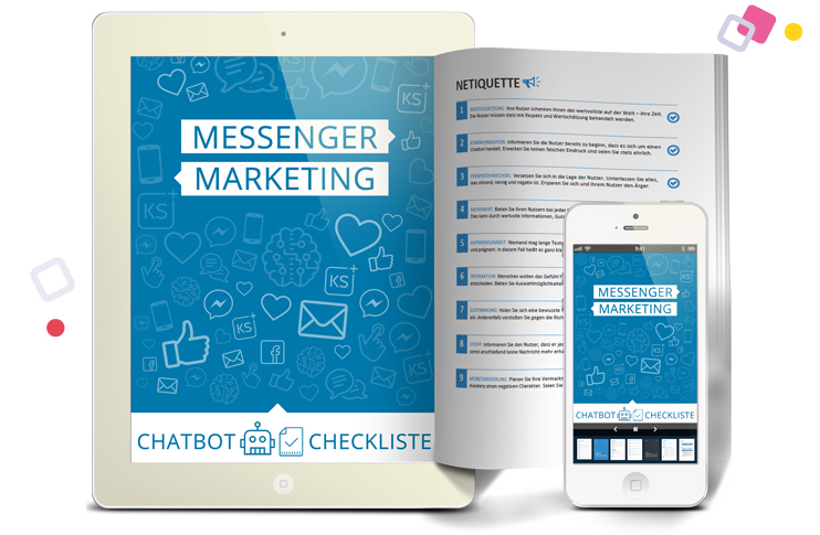 Chatbot Checkliste Messenger Marketing PDF Download